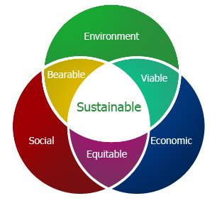 Research work on environmental sustainability report